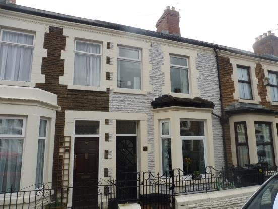Best 2 Bedroom Terraced House For Sale In Glenroy Street Roath With Pictures