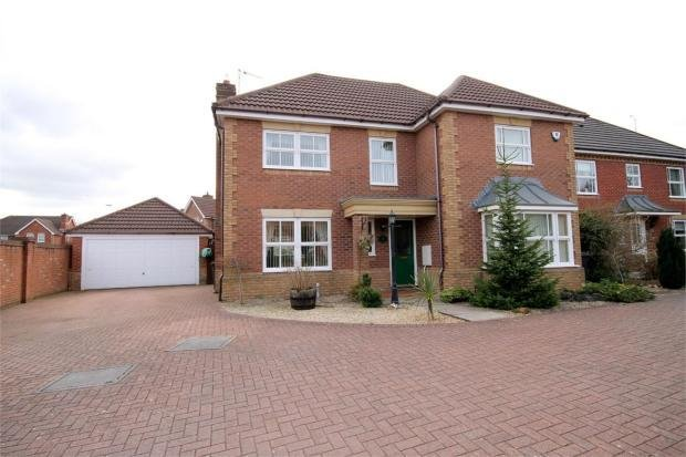 Best 4 Bedroom Detached House For Sale In Heathfields Downend With Pictures