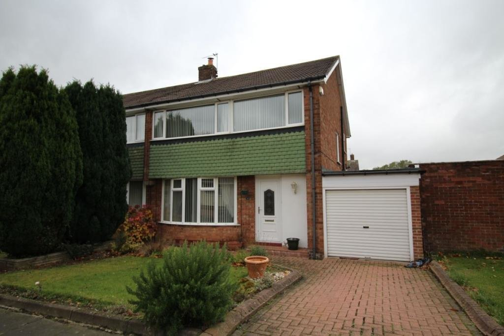 Best 3 Bedroom Semi Detached House To Rent In Aisgill Drive With Pictures