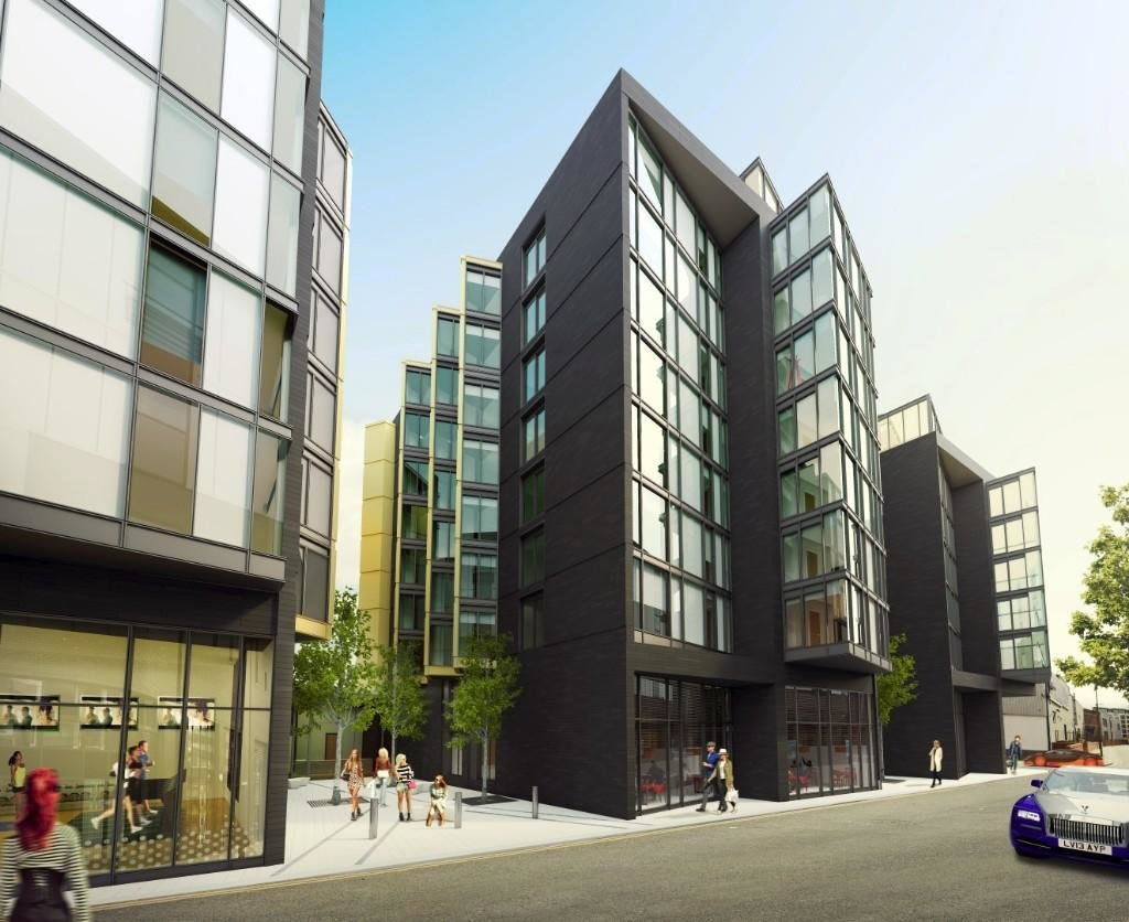 Best 1 Bedroom Flat For Sale In X1 Liverpool One Apartments With Pictures