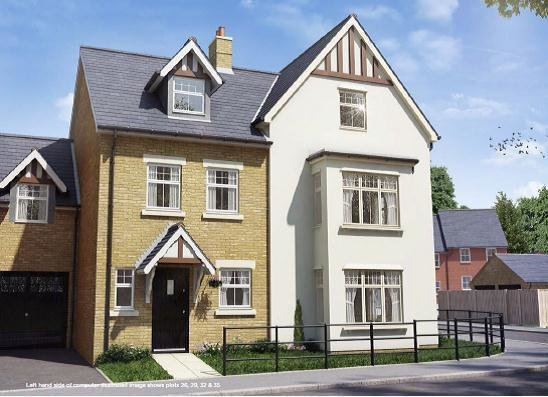 Best 4 Bedroom Mews House For Sale In Buckton Fields With Pictures
