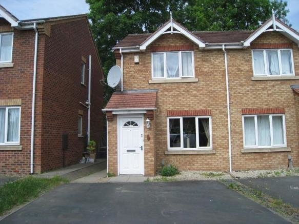 Best 2 Bedroom Semi Detached House To Rent In Lomond Way With Pictures
