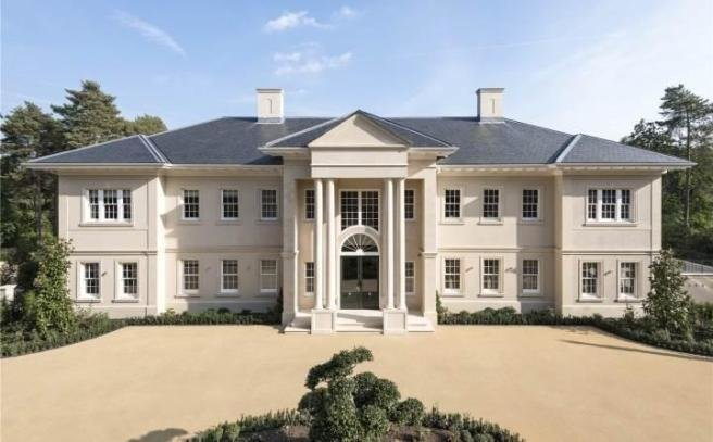 Best 8 Bedroom Detached House For Sale In Windlesham Surrey With Pictures