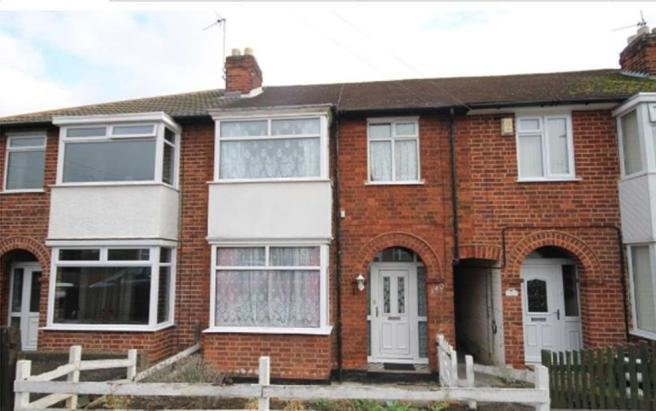 Best 3 Bedroom Terraced House To Rent In Percy Road Leicester Le2 With Pictures