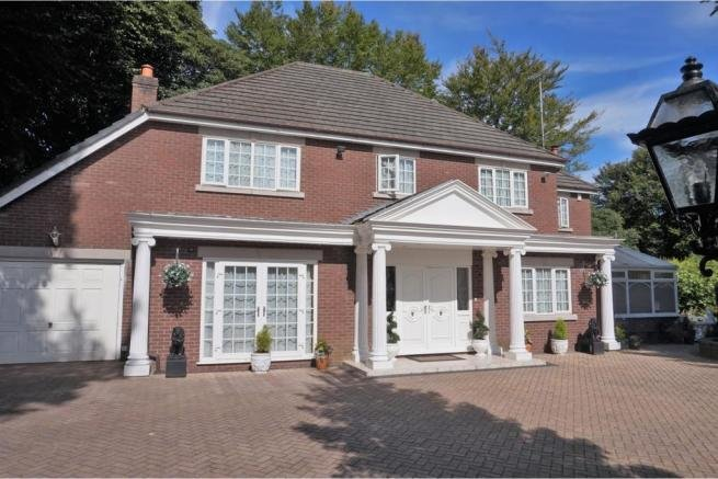 Best 4 Bedroom Detached House For Sale In Woodstock Drive With Pictures