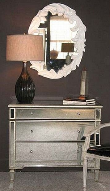 Best Stylish Home Mirrored Furniture With Pictures