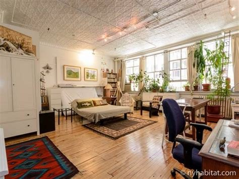 Best New York Apartment 1 Bedroom Loft Rental In Soho Ny 9572 With Pictures Original 1024 x 768