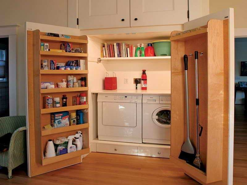 Best Small Space Storage Solutions On A Budget With Pictures