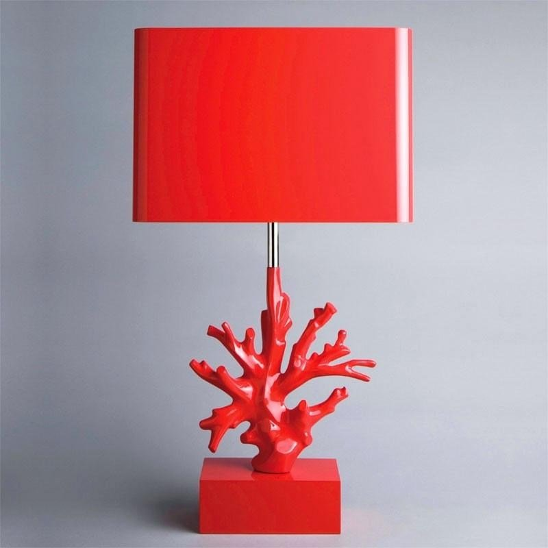 Best Amazing Interior The Best Red Table Lamps For Living Room Remodel With Pomoysam Com With Pictures