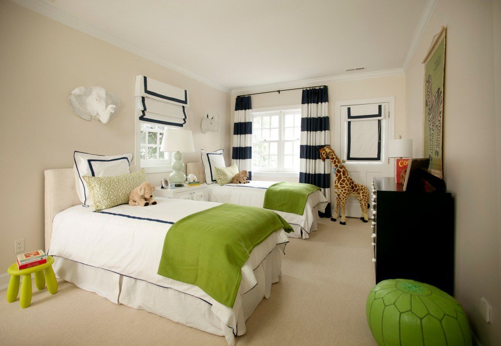 Best Project Of The Week Blue And Green Big Boy Room With Pictures