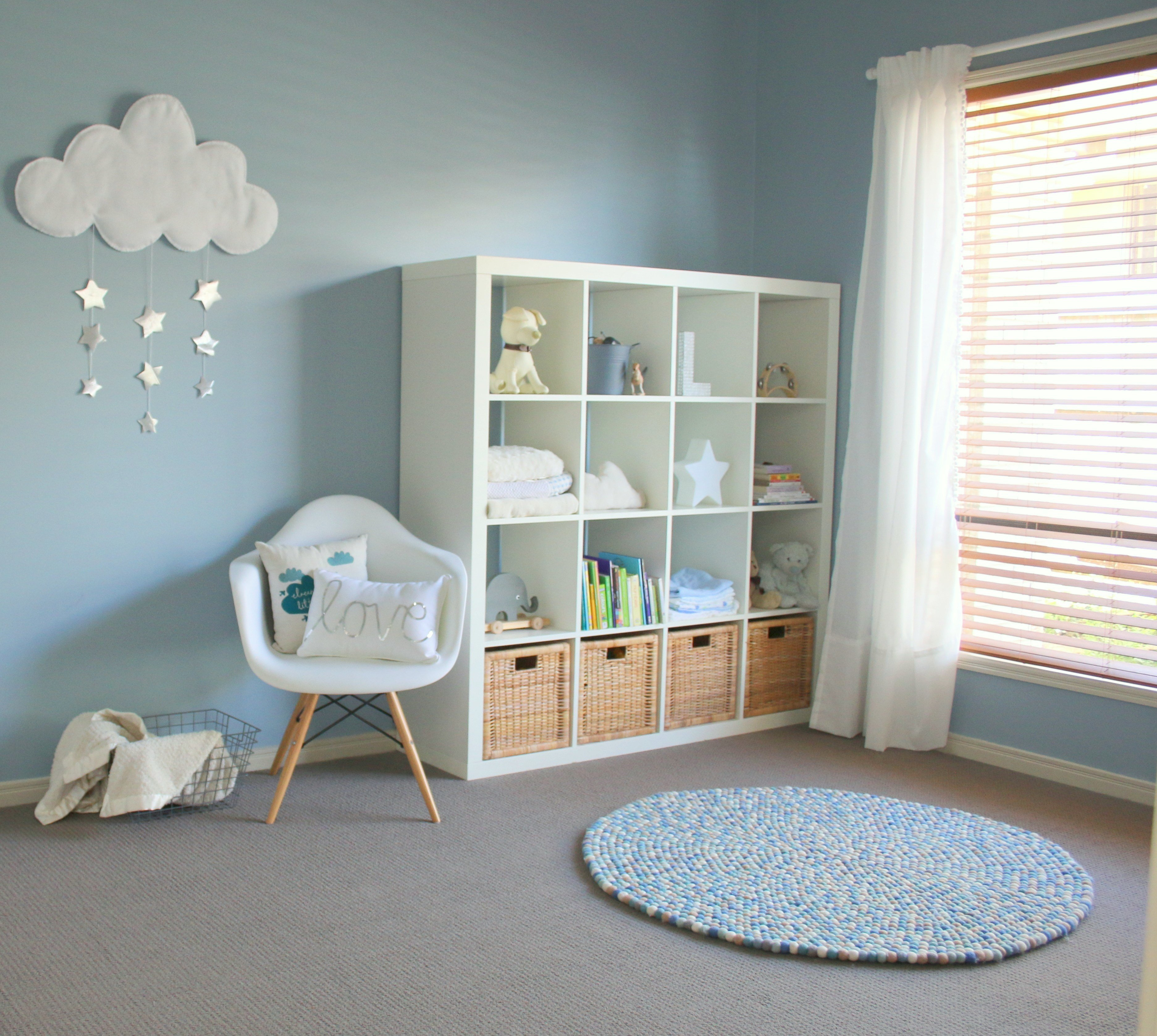 Best Lincoln S Calm And Serene Nursery Project Nursery With Pictures