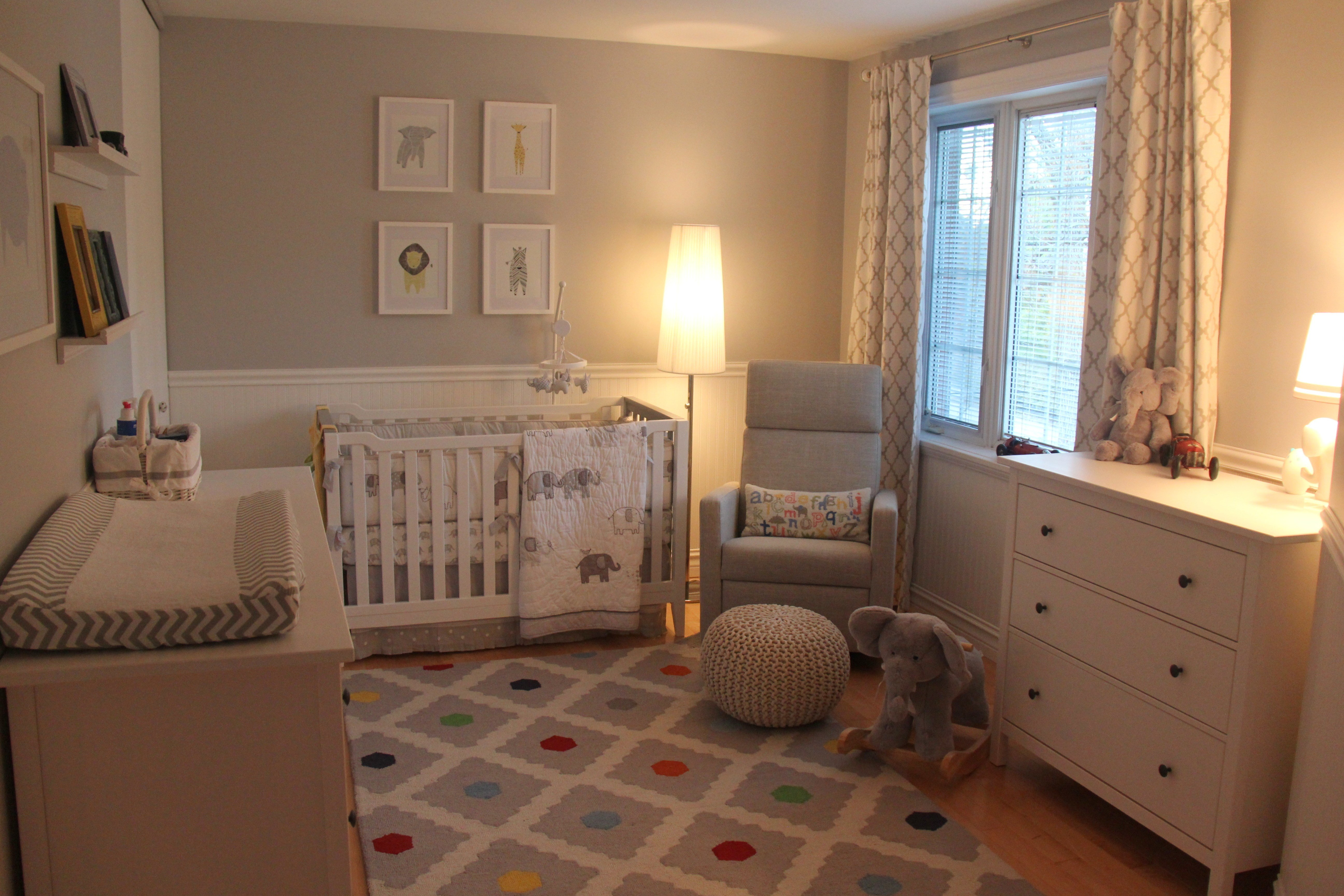 Best Our Little Baby Boy S Neutral Room Project Nursery With Pictures