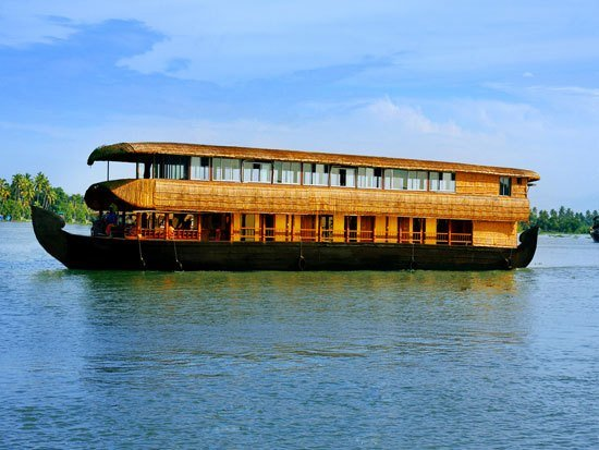 Best 5 Bedroom Houseboat Alleppey Kumarakom– Royal Leisure Tours With Pictures