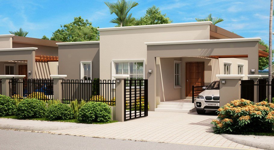 Best Contemporary 3 Bedroom House With Pictures