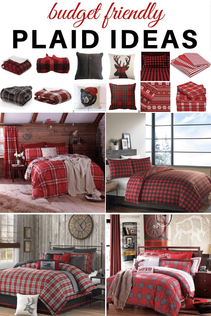 Best Plaid Ideas Bedroom Refresh Restyle With Pictures