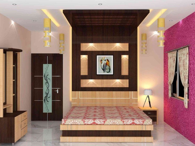 Best Bedroom Interior By Sunny Singh Interior Designer In With Pictures