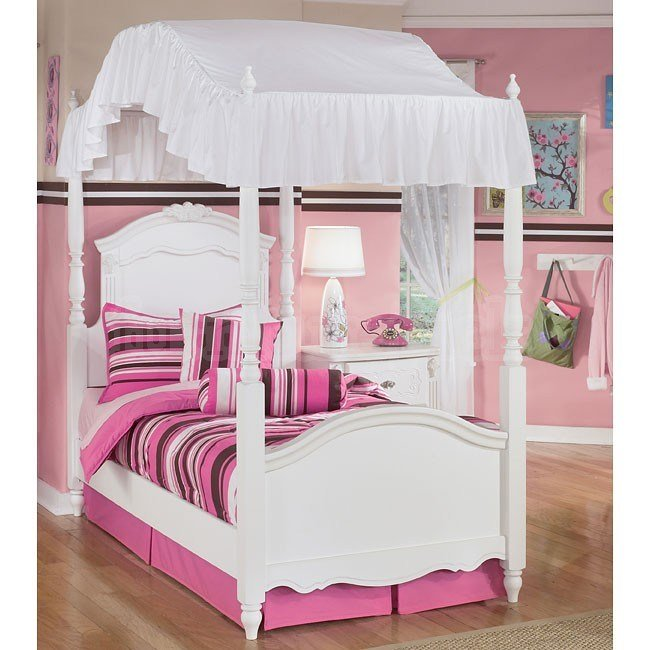 Best Children S Canopy Bed Steval Decorations With Pictures