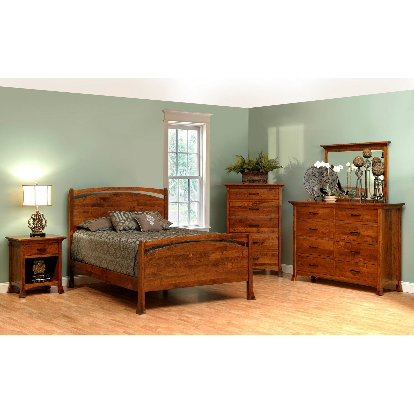 Best Millcraft Oasis Bedroom Set Stewart Roth Furniture With Pictures