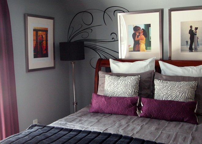 Best Smokey Plum Wall Colors With Pictures