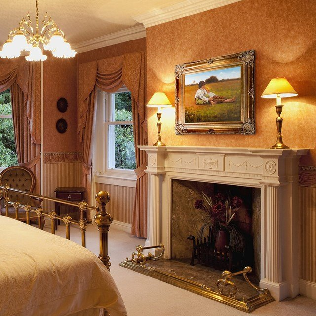 Best Oil Paintings For Bedrooms Farmhouse Bedroom Wichita With Pictures