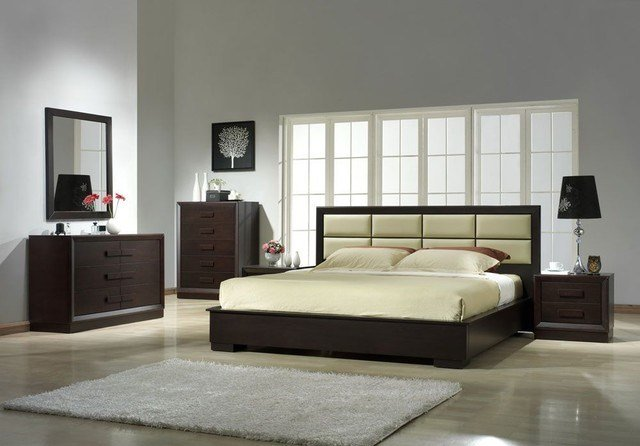Best Elegant Leather Designer Bedroom Furniture Sets Modern With Pictures