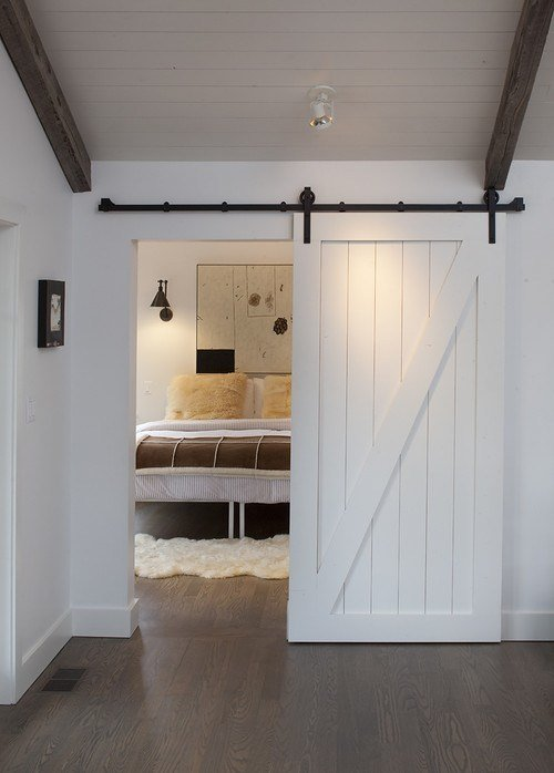 Best Rustic Bedroom Sliding Barn Door Ideas Frances Hunt With Pictures