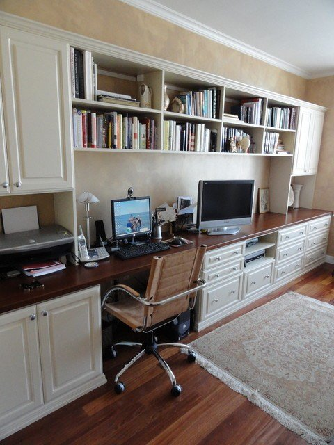 Best Home Office In Master Bedroom Traditional Home Office With Pictures