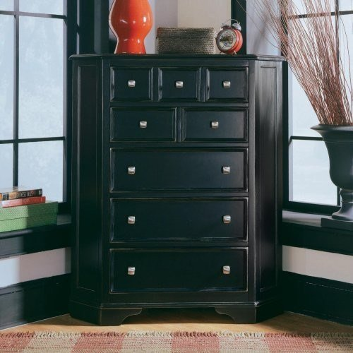 Best Camden Corner Chest Contemporary Dressers By Hayneedle With Pictures
