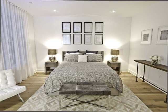 Best Spice Warehouse Tribeca Loft Master Bedroom Industrial With Pictures