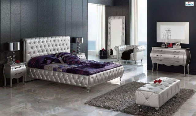 Best Unique Leather Platform Bedroom Sets Traditional With Pictures