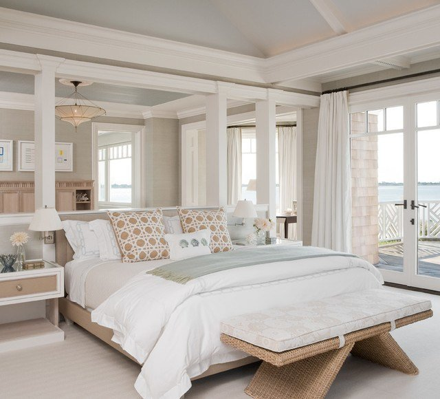 Best Hamptons Ny Ii Beach Style Bedroom New York By With Pictures