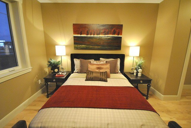 Best Home Staging For Bedrooms In Vacant Properties Listed For With Pictures