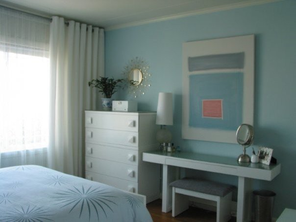 Best Ice Blue Guest Room With Pictures