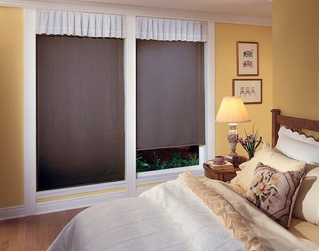 Best Blinds Com Signature Blackout Roller Shades Traditional With Pictures