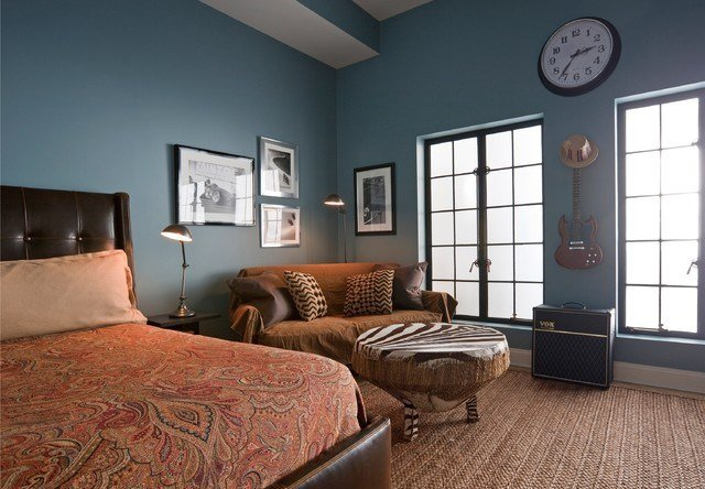 Best New York City Loft Traditional Bedroom New York By With Pictures
