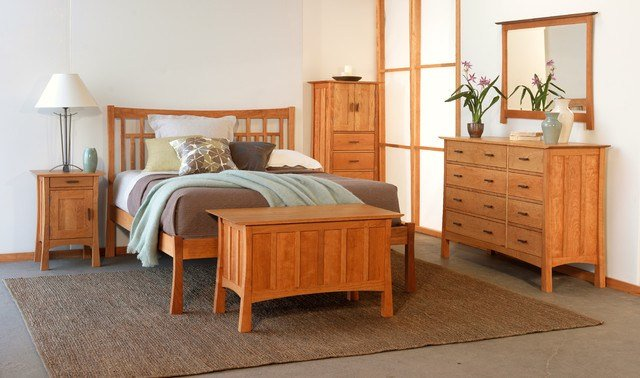 Best Contemporary Craftsman Bedroom Furniture With Pictures