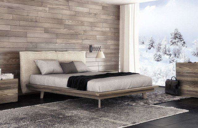 Best New York Nyc Bedroom Modern Design Huppe Modern With Pictures