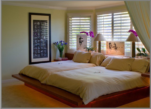 Best Double Queen Beds For An Old Married Couple Contemporary With Pictures