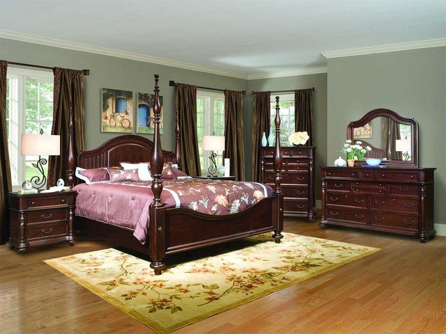 Best Kathy Ireland Home Provence Cottage Bedroom Collection Traditional Bedroom Products New With Pictures