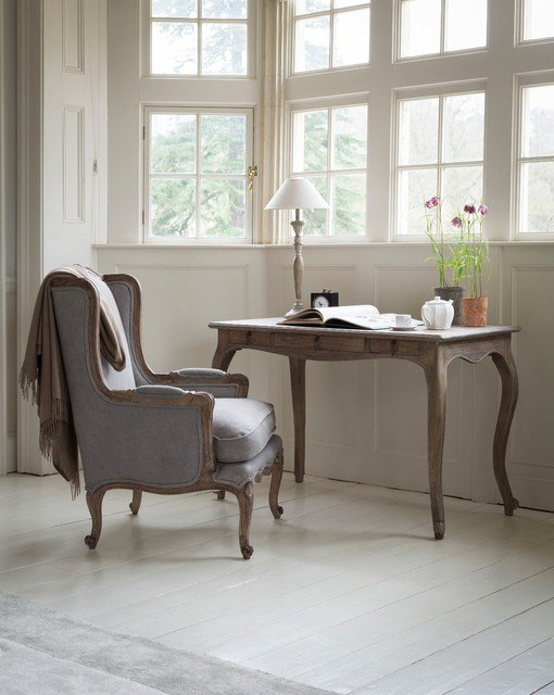 Best Balzac Writing Desk Traditional Bedroom London By With Pictures