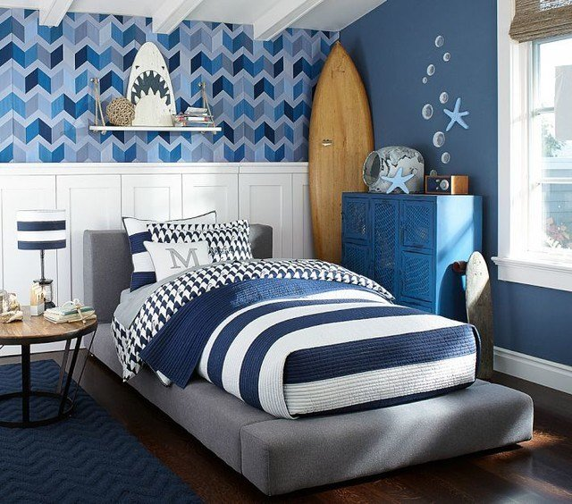 Best Surfs Up Shark Room With Pictures