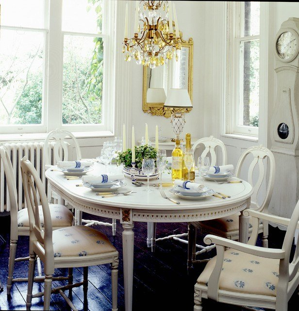 Best Gustavian Style Dining Table With Pictures