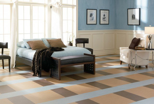 Best Forbo Marmoleum Click Natural Linoleum Flooring Modern With Pictures