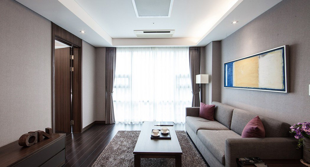 Best Central Seoul Apartment For Rent Fraser Place Seoul With Pictures