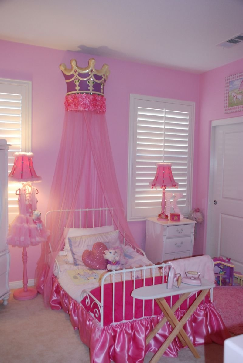 Best Pink Paris Studio Katelynn S Pink Pretty Princess Room With Pictures