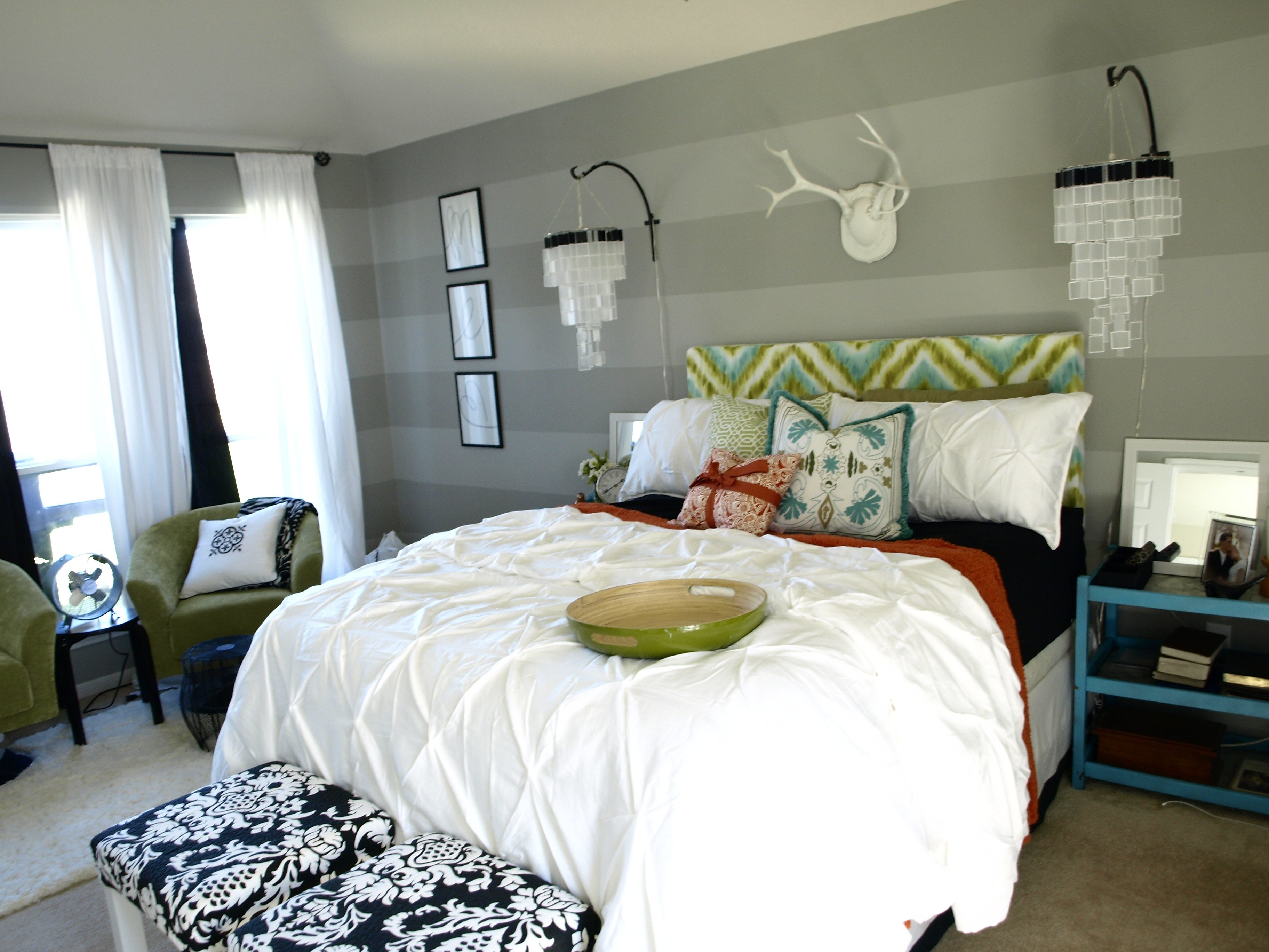 Best Master Bedroom Makeover By See Cate Create Diy Show Off ™ Diy Decorating And Home With Pictures
