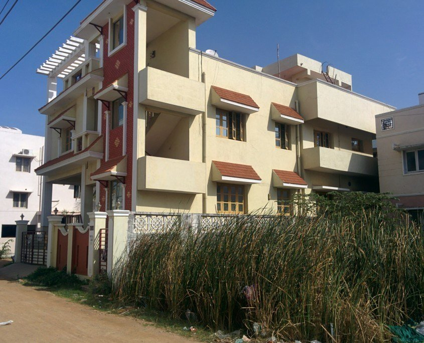 Best 3 Bhk Ground Floor House For Rent In Madipakkam Chennai With Pictures