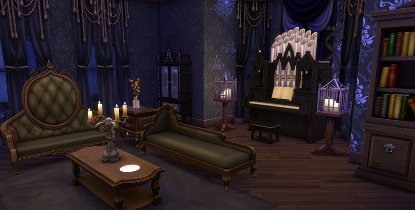 Best The Sims 4 Vampires Features Build Buy Mode Sims Online With Pictures