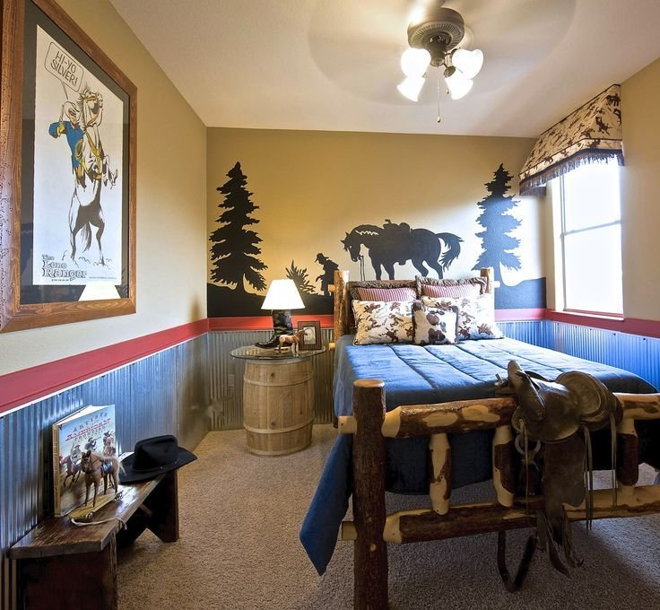Best Western Theme Bedroom With Pictures
