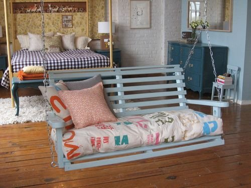 Best Indoor Porch Swing For The Home Pinterest With Pictures